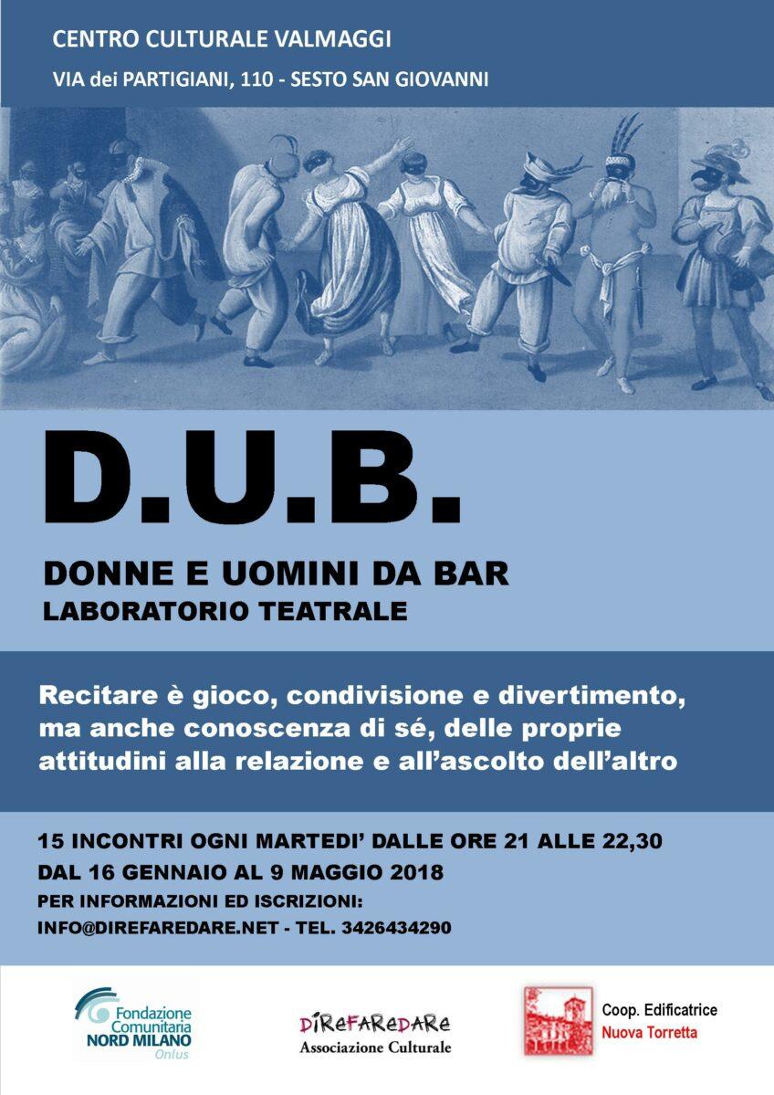 D.U.B. Donne e >Uomini da bar