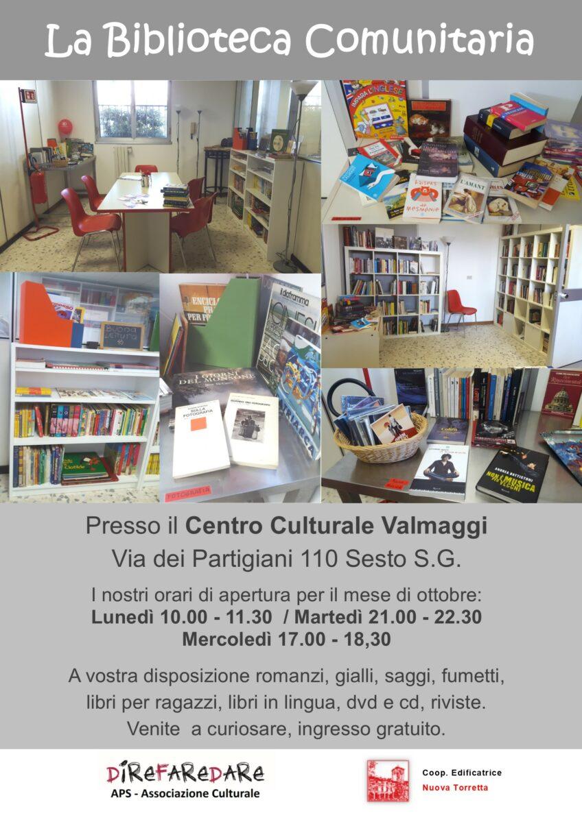 Biblioteca di comunità