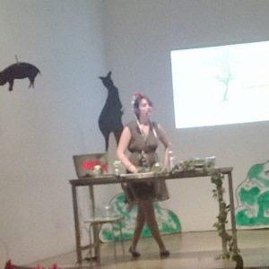 """Spettacolo teatrale per bambini """"Il laboratorio di Madrenatura"""""""